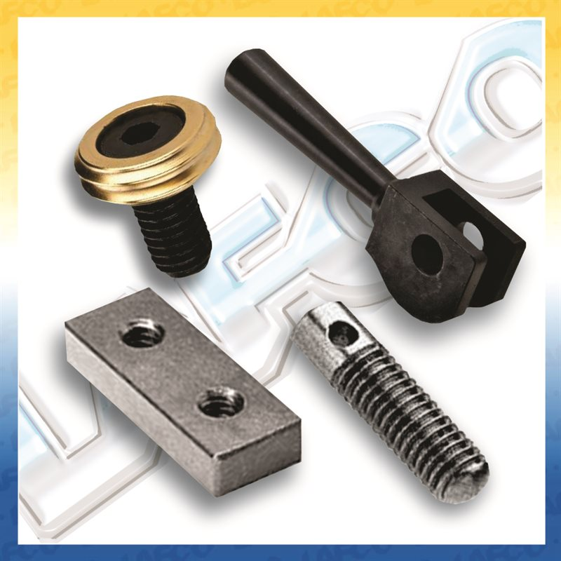 Clamp Assembly Components