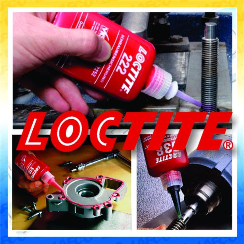 Loctite – Adhésifs et produits d`étanchéité industriels