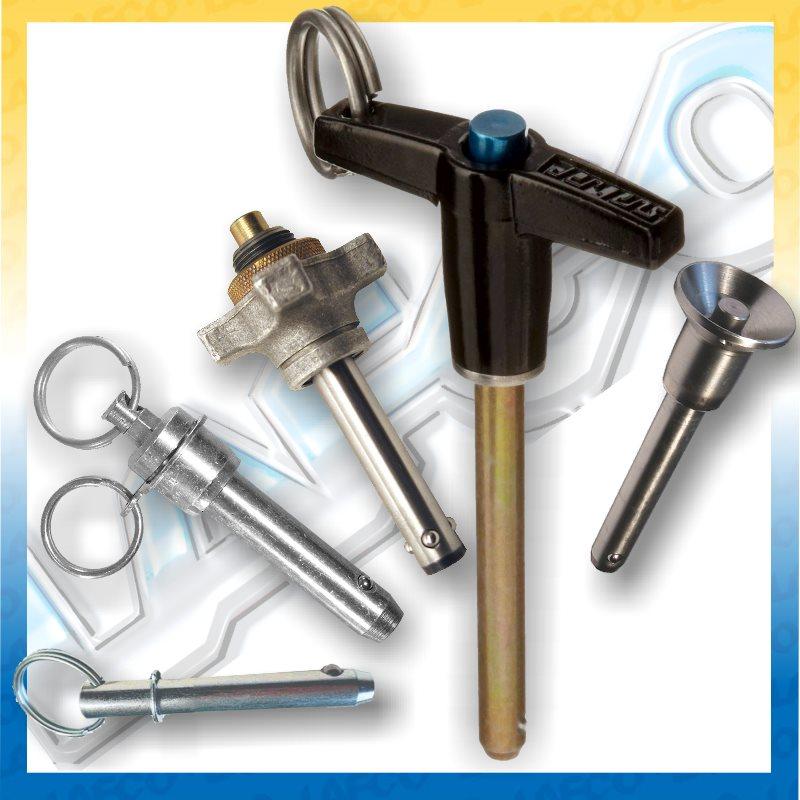 Quick Release Pins - Locking Pins