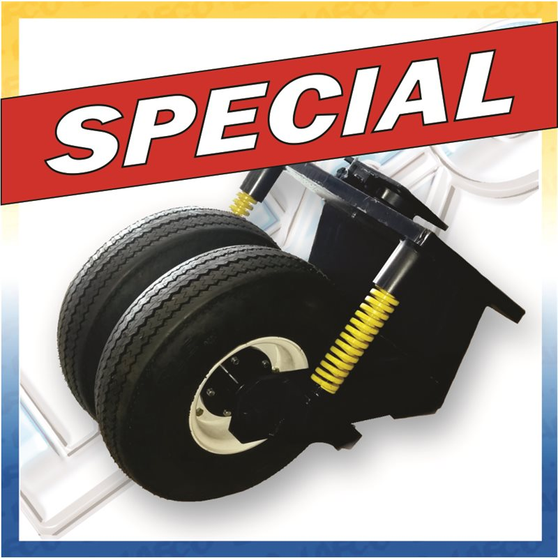 Special Plate Casters