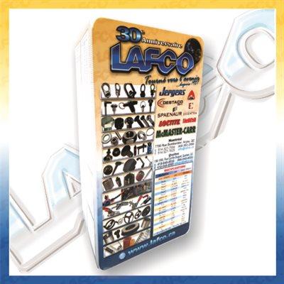 """DOC-0129 - Charte de poche LAFCO 3"""" x 6"""""""